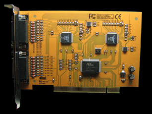 YCARD001 การ์ด DVR รุ่น YCARD001